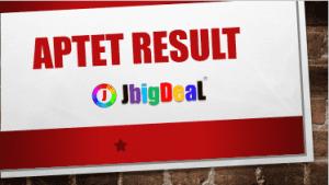 AP TET Results 2018 -Andhra Pradesh TET Result