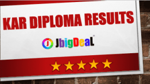 checking dte.kar.nic.in Diploma Results 2018