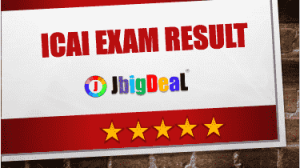 icaiexam result 2018 CPT Result Dec 2017 and CA Result Nov 2017