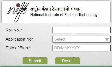 NIFT Entrance Exam results 2019
