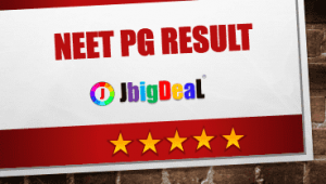 NEET PG Results 2018 www.nbe.edu.in Score Card