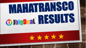Mahatransco Assistant Engineer (Civil) Result 2018