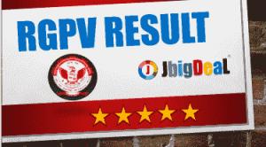 RGPV Diploma Result 2018