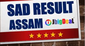 Assam Secretariat Computer Operator Result 2018