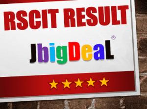 RSCIT Result 2019