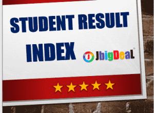 Results Student Corner Index
