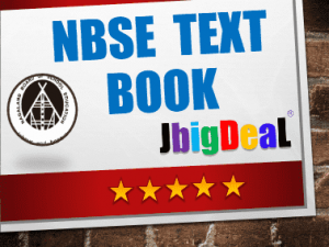 NBSE Publishes and TextBooks 2020