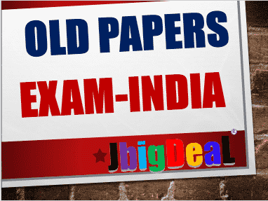 Last 10 Year Question Papers with solution